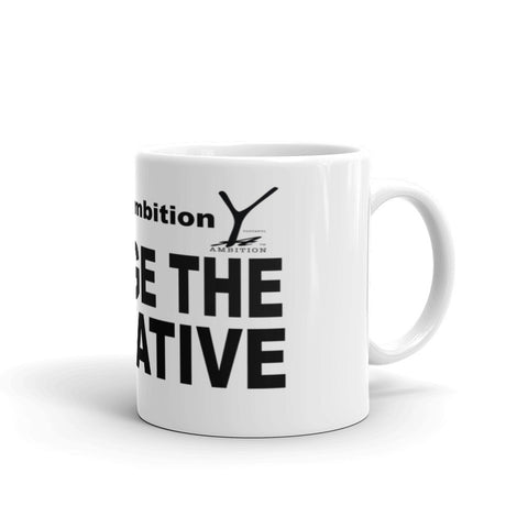 Mug - change the narrative - Youthful Ambition YA