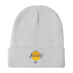 Los Angeles Lovers Knit Beanie by 143
