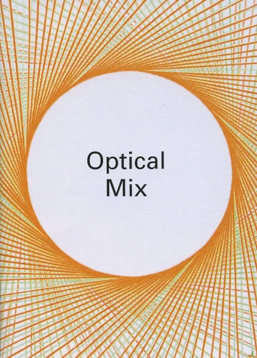 Optical Mix booklet