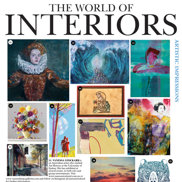 The World of Interiors