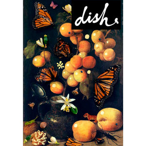 Dish Magazine- artist of the month
