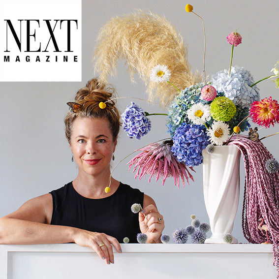 Spring at Next Magazine