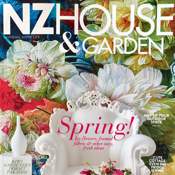 NZ House & Garden editorial
