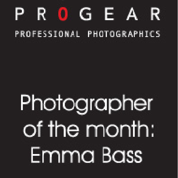 ProGear Photographer of the Month