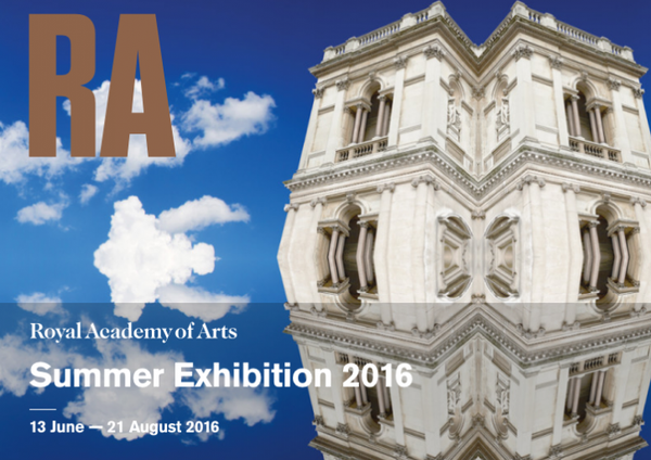 The Only NZ artist chosen to exhibit at this year's Royal Academy Summer Exhibition, London