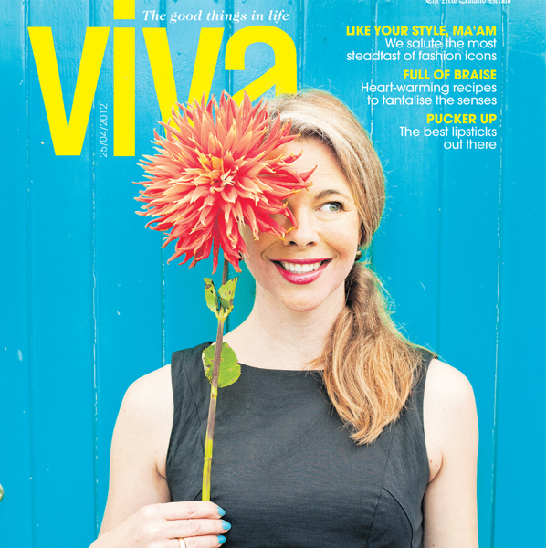 Emma Bass in Viva magazine