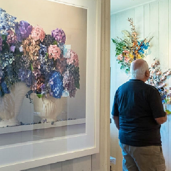 The Flower Show – a group exhibition at The Vivian