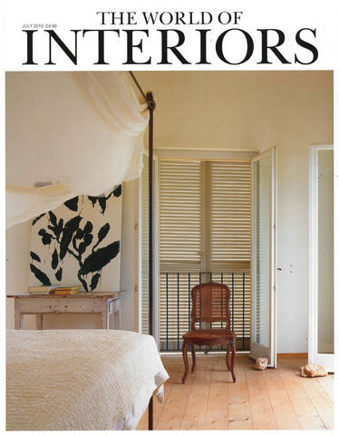 World of Interiors - Featuring Emma BASS