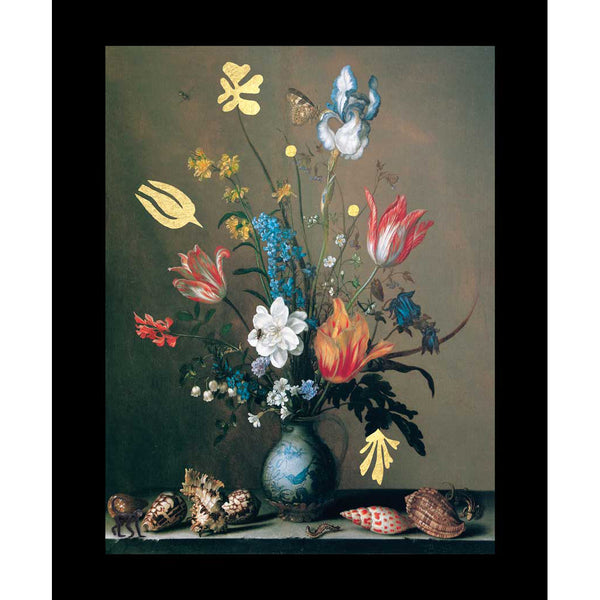 Balthasar van de Ast with Monkey - Zodiac Series