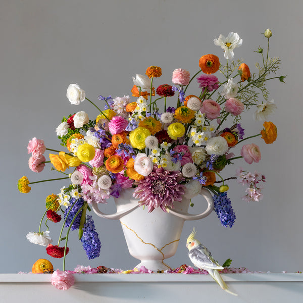 Spring Bouquet No 1