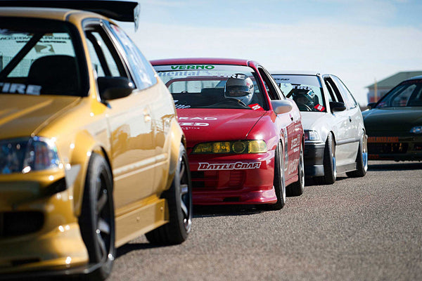 Kristian: Super Street FF BATTLE 8