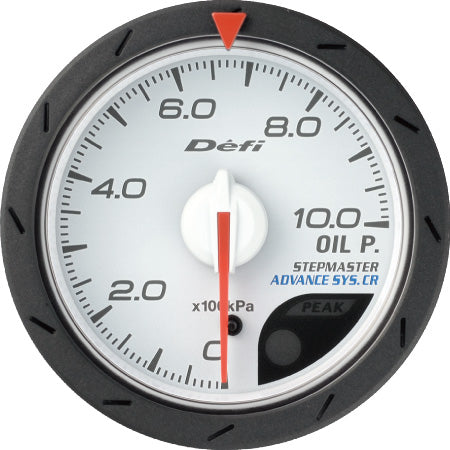 Defi-Link Meter ADVANCE CR - Oil Pressure