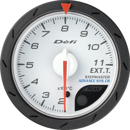 Defi-Link Meter ADVANCE CR - Exhaust Temperature
