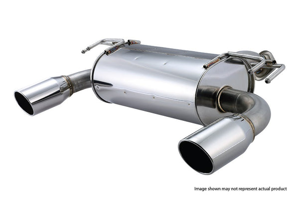 A'PEXi RS Evolution Axle-back Exhaust System
