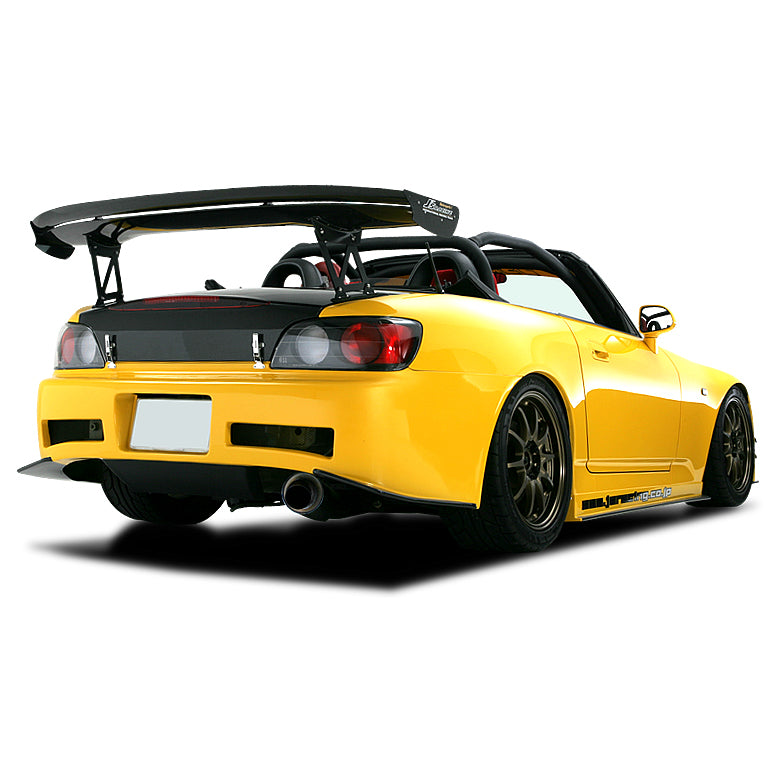 J's Racing Street Version (Type S) Rear Bumper for S2000