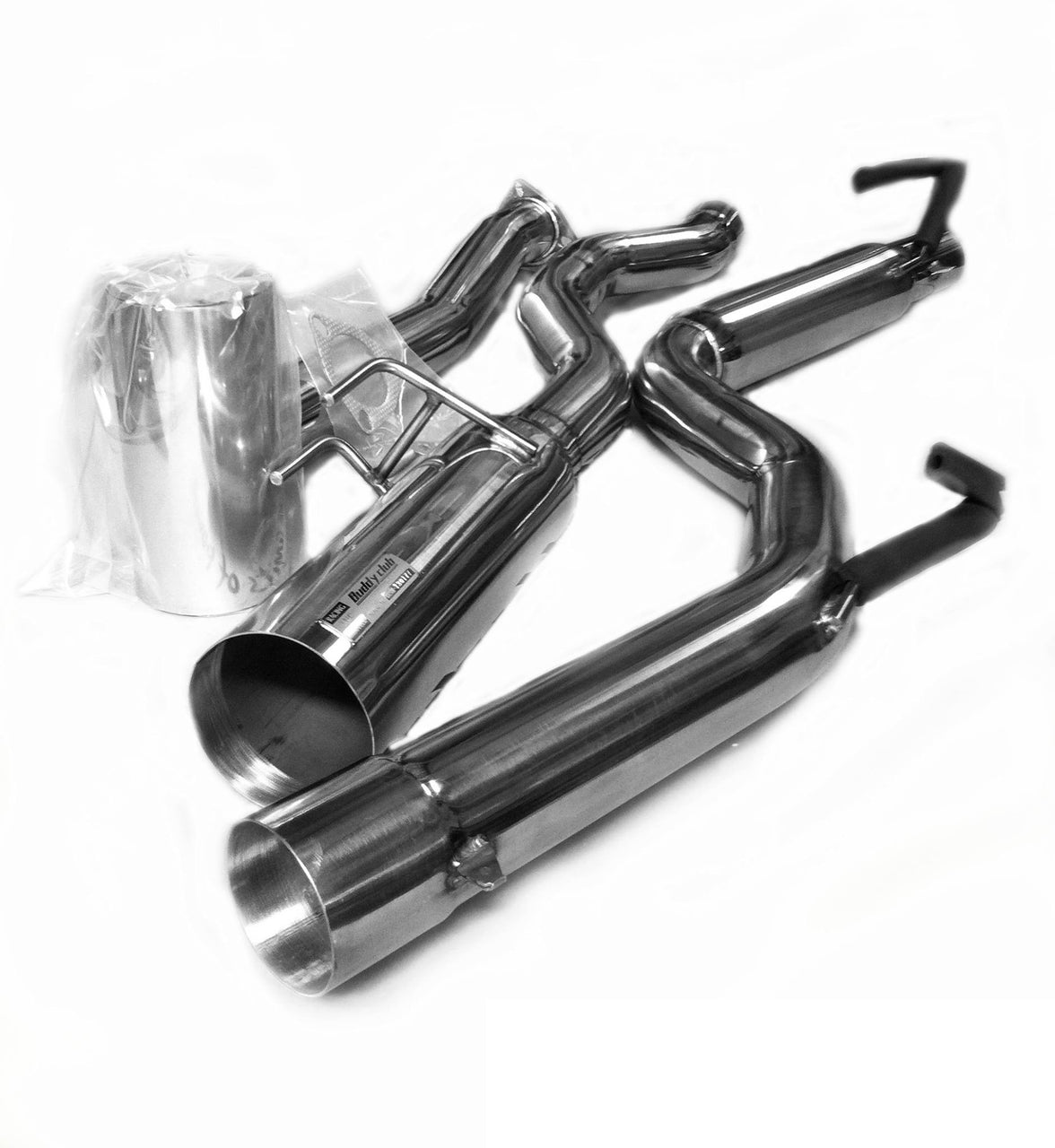 Buddy Club Spec II Exhaust System