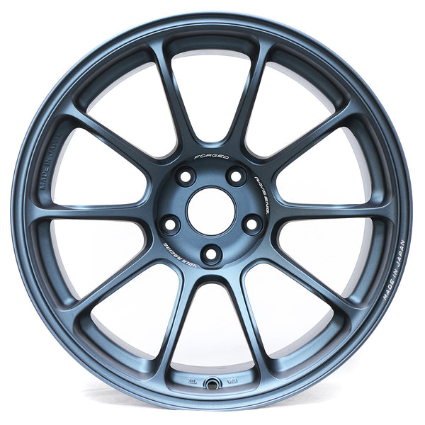 VOLK Racing ZE40 Matte Blue Gunmetal