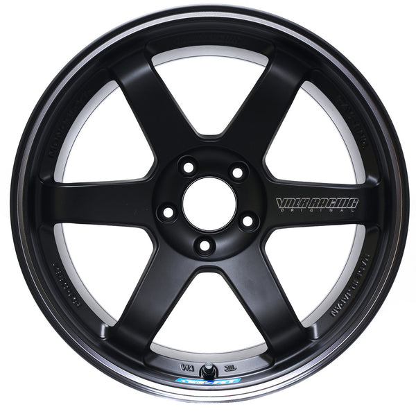 VOLK Racing TE37RT Black Edition