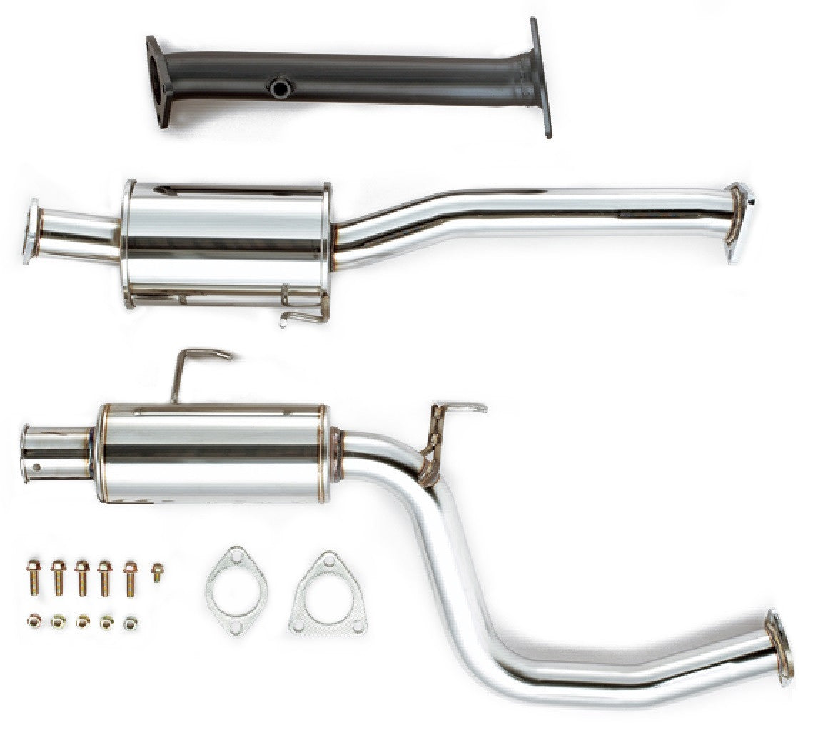 Spoon Sports N1 Muffler Exhaust System for S2000