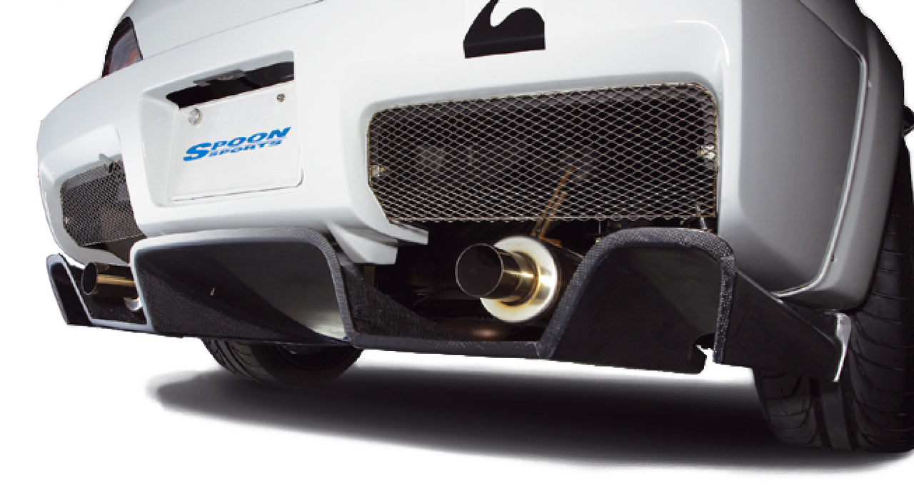 Spoon Sports S-Tai Rear Diffuser for S2000