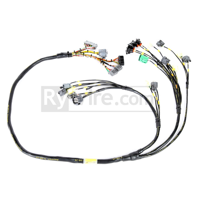 Rywire OBD1 Mil-Spec D/B-Series Tucked Engine Harness (w/o Quick Disconnect)