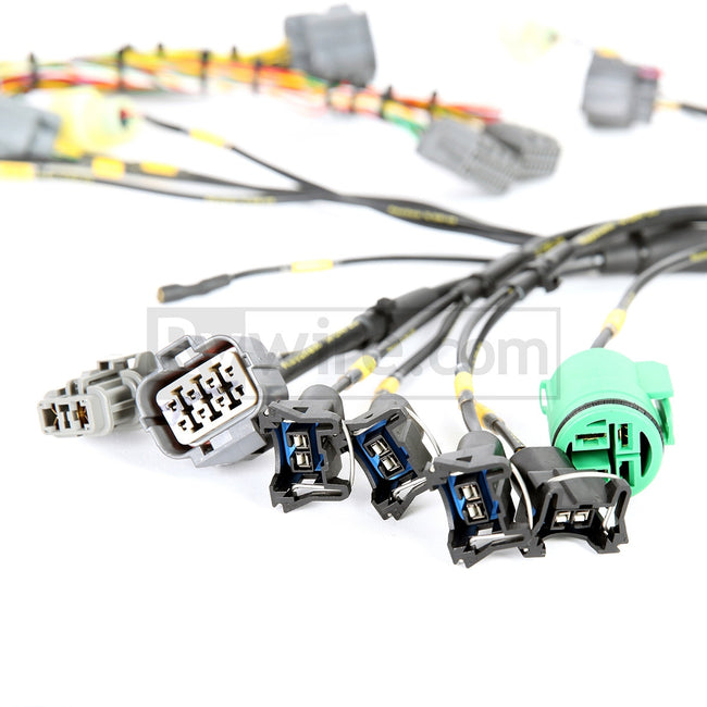 Obd2a Vtec Wiring Harness Oem - Everything Wiring Diagram on