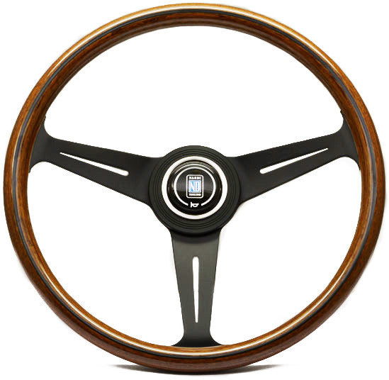Nardi Classic Wood with Black Spokes