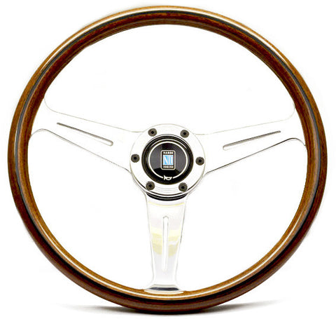 Nardi Classic Wood with Glossy (Polished) Spokes (Screws at Sight)