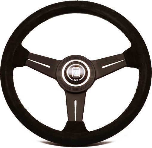 Nardi Classic Suede with Black Anodized Spokes