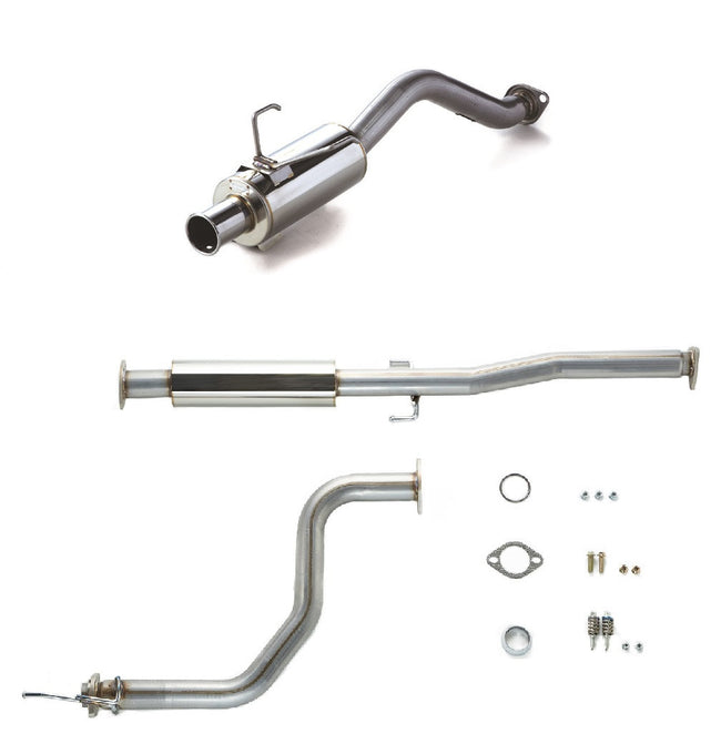 Spoon Sports Pipe B + Tail Silencer Exhaust System