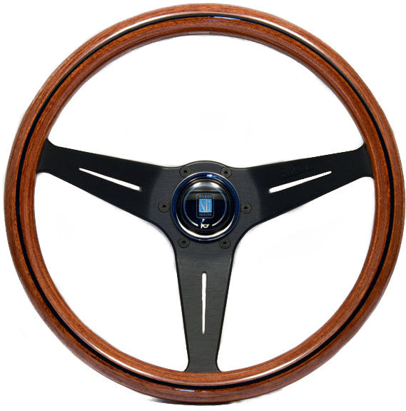 Nardi Deep Corn Wood with Black Spokes