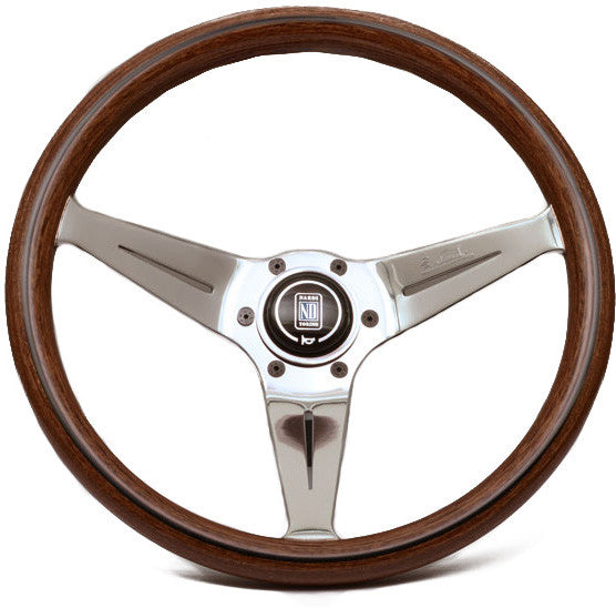 Nardi Deep Corn Wood with Glossy (Polished) Spokes