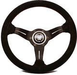 Nardi Deep Corn Suede with Black Spokes
