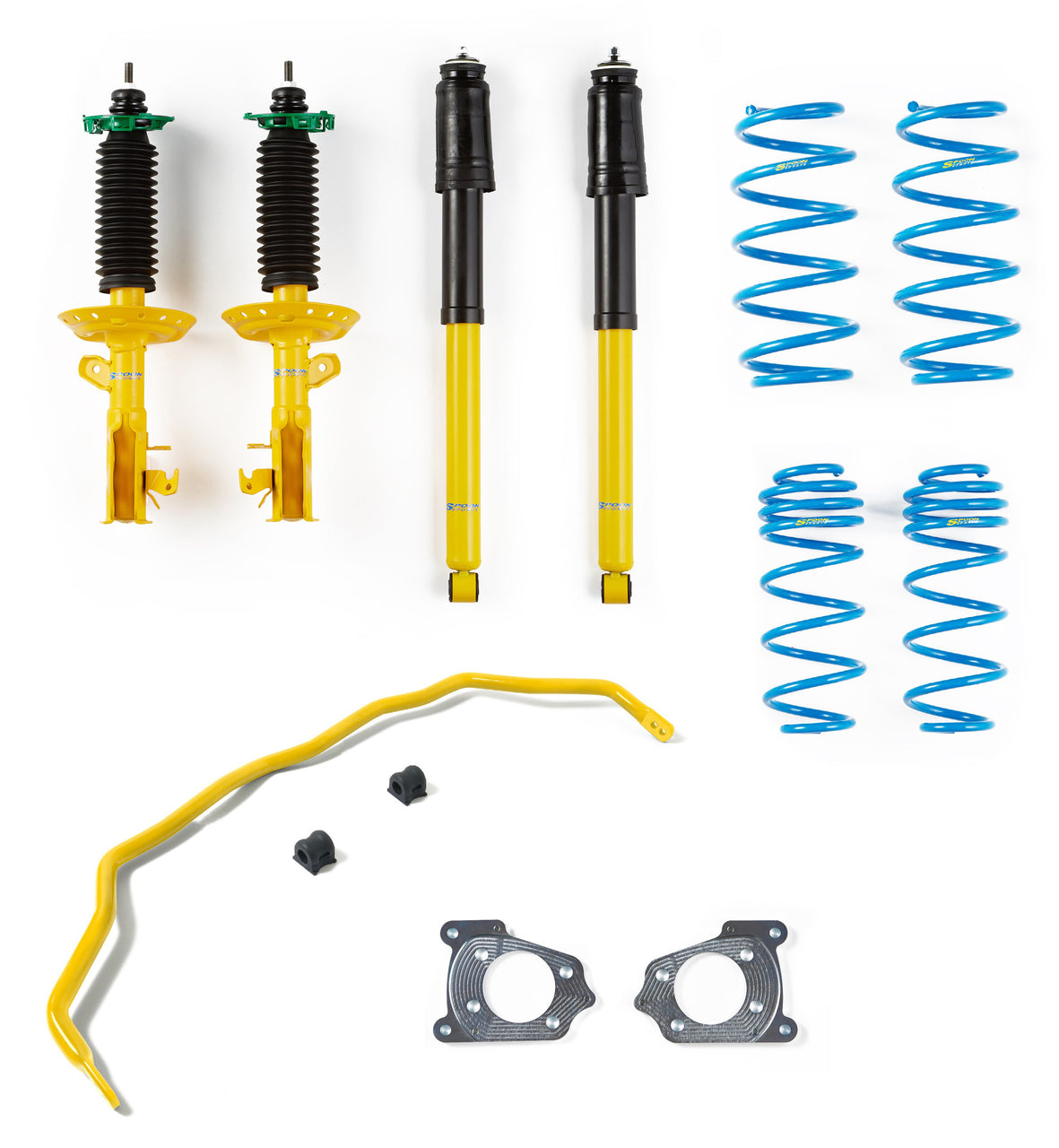 Spoon Sports Suspension Set for GK5 Fit