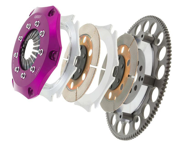 Exedy Stage 4 Hyper Twin Plate Cerametallic Clutch Kits