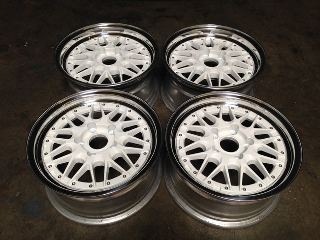SSR Modex Dori Dori Mesh Wheels