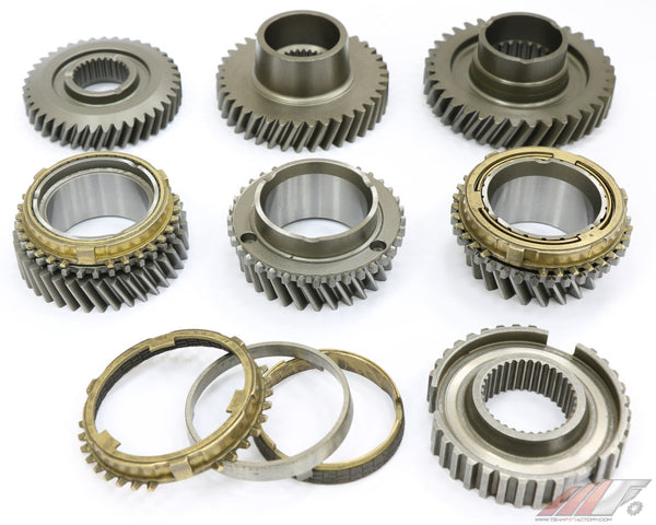 MFactory B-series Dual Cone Close Ratio 3-5 Gear Sets