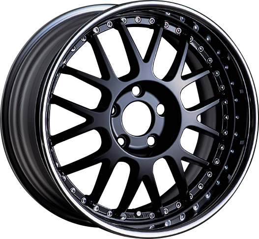 "SSR Professor MS1R 15"" Wheels"