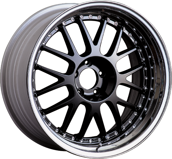"SSR Professor MS1 20"" Wheels"