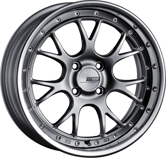 "SSR Professor MS3R 16"" Wheels"