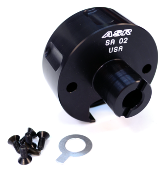ASR Steering Wheel Adaptor