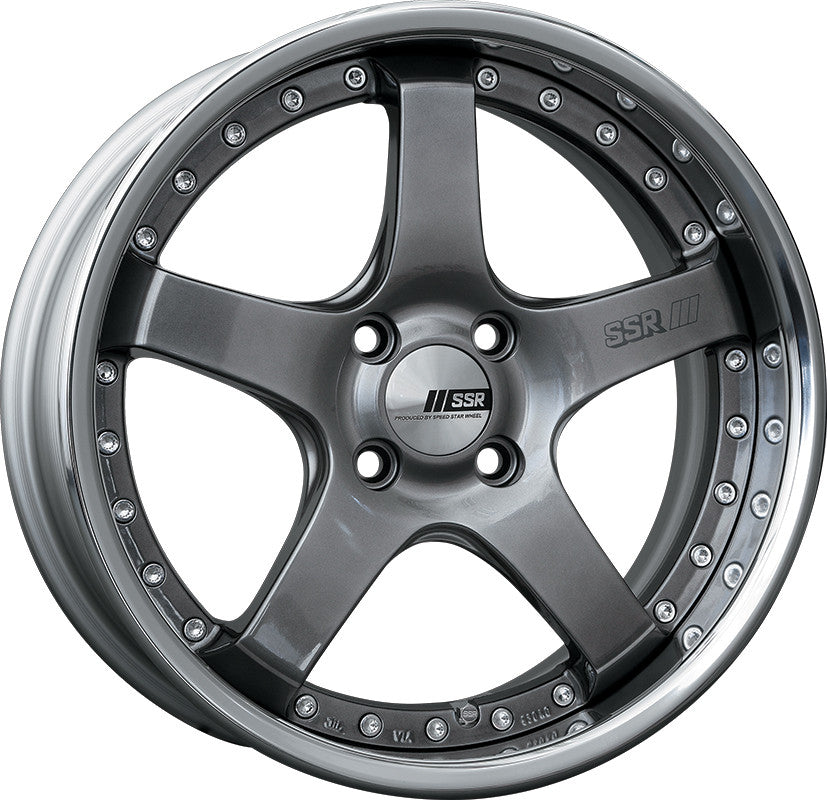 "SSR Professor SP4R 17"" Wheels"