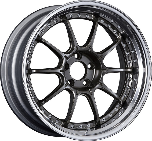 "SSR Professor SP5 18"" Wheels"