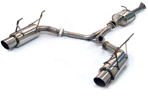 Tanabe Concept G Exhaust Systems