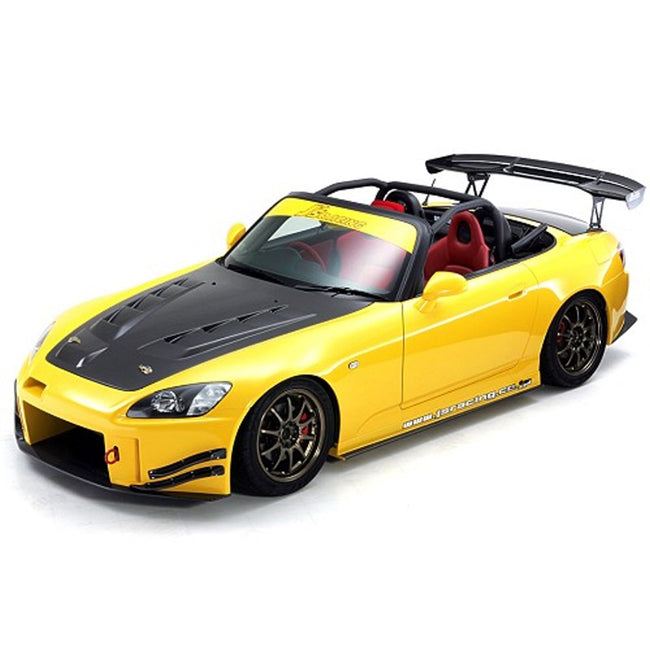 J's Racing Street Version (Type S) Aero System for S2000