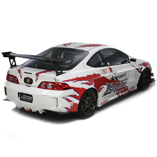 J's Racing Street Version (Type S) Aero System for DC5 RSX