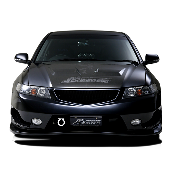 J's Racing Street Version (Type S) Front Bumper for TSX