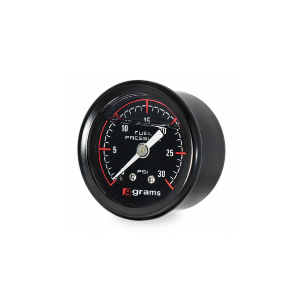 Grams Fuel Pressure Gauges