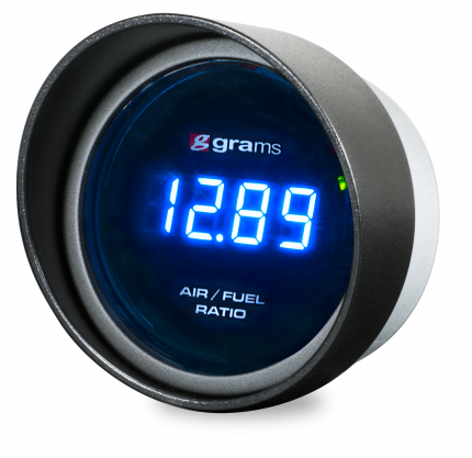 Grams 52mm Wideband Air/Fuel Ratio Gauge