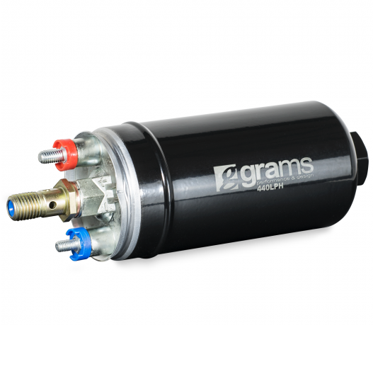 Grams High Performance E85 Compatible Fuel Pumps